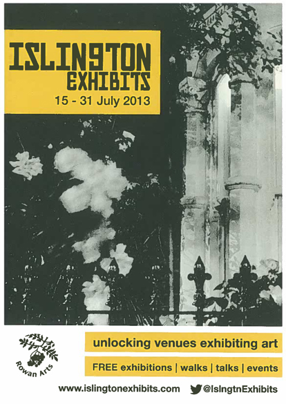 Islington Exhibits 2013 cover image
