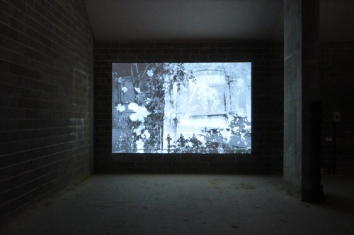 Chasing Shadows - time based installation