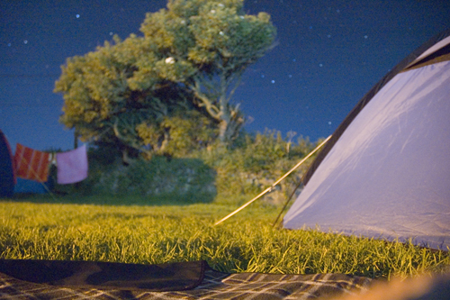 Night Tent (St Ives)