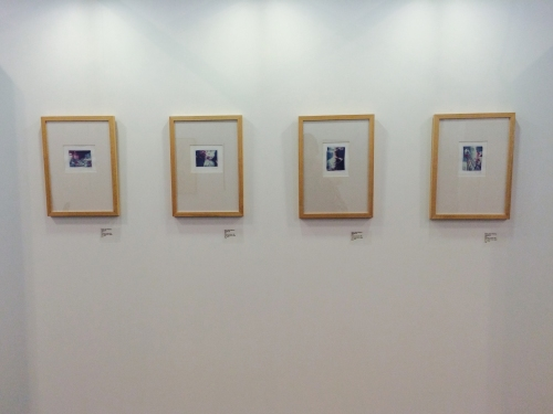 Ophelia #1-4 at Shape Gallery, Westfield Stratford