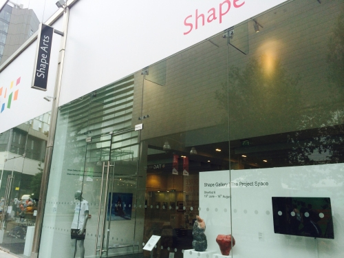 Shape Gallery, The Street, Westfield Stratford