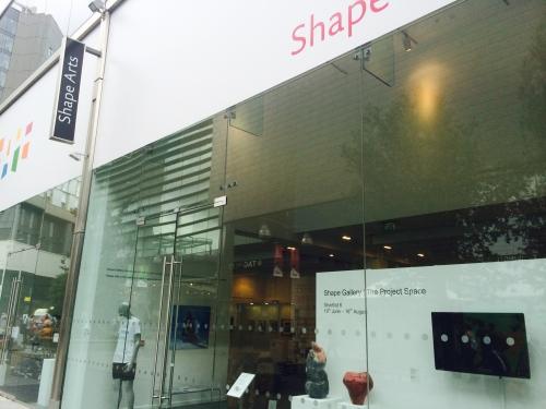 Shape Gallery, The Street, Westfield Stratford