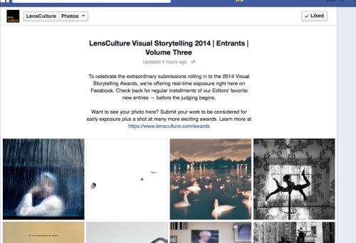 Lensculture Visual Storytelling Awards - Entrants Volume 3